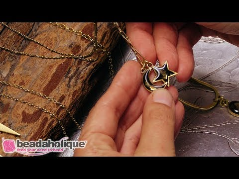 How to Use Crystal Clay with Gilding Flakes and Nunn Design Resin to Create Mixed Media Charms
