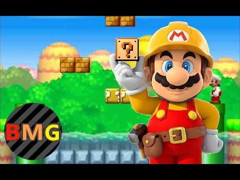 New Super Mario Bros. Remade in Super Mario Maker