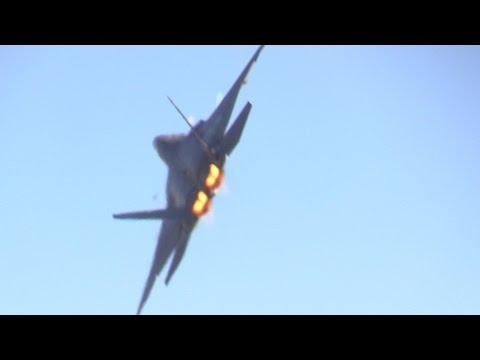 2014 F-22 RAPTOR