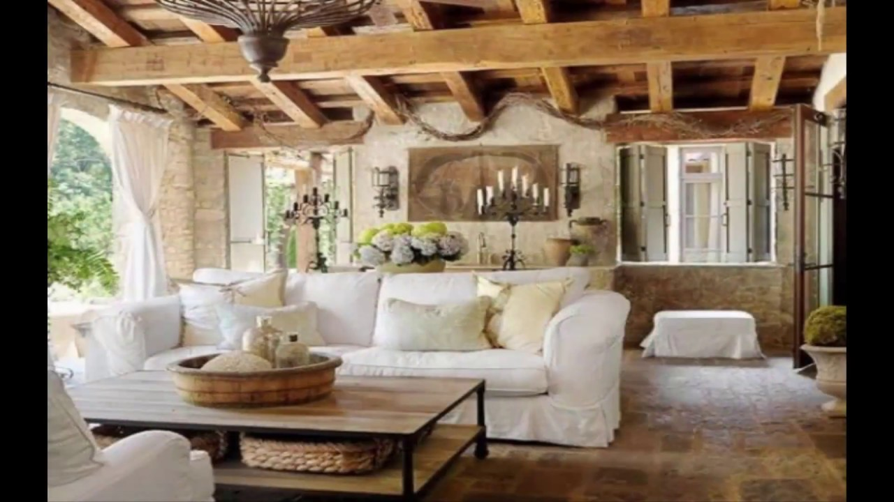 Merveilleux Rustic Living Room Decorating Ideas| Amazing Living Room Wood Design Ideas
