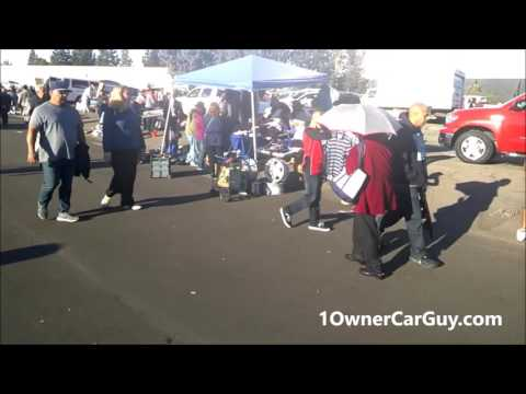 American Swap Meet Flea Market Walkaround Bargain Hunting Vi