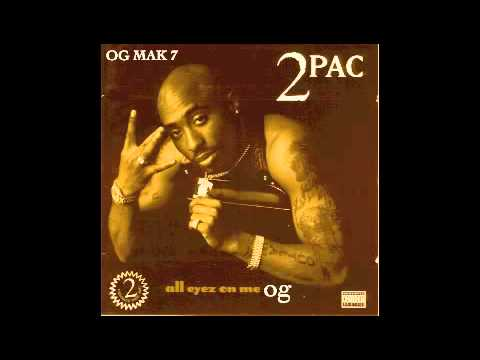 2Pac - 3. Holla At Me OG - All Eyez On Me Book II