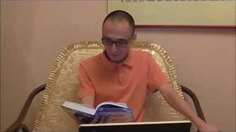 Шримад Бхагаватам 1.1.15 - Шри Санатана Госвами прабху