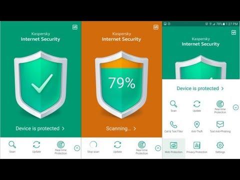kaspersky internet security 2017 apk