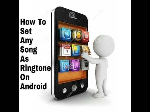 How To Set Any Song As Ringtone On Android