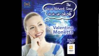 ESC Karaoke 2012 - San Marino - Valentina Monetta - The Social Network Song (OH OH -- Uh - OH OH)