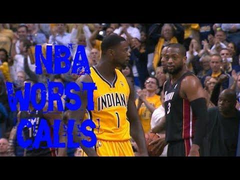 NBA: Worst Calls
