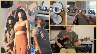 First Class by Khruangbin | Split Screen Instrumental Cover