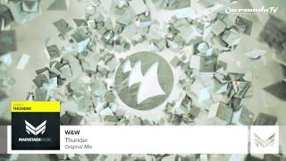 Repeat youtube video W&W - Thunder (Original Mix)