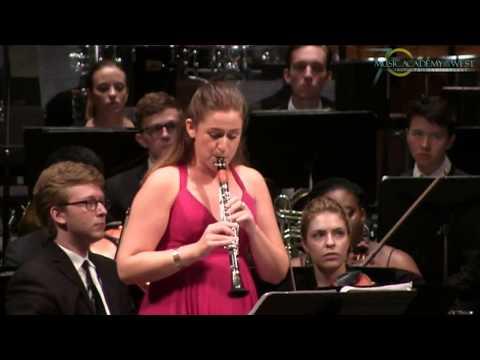 William Neil:   Concerto for Piccolo Clarinet and Chamber Orchestra (2017)