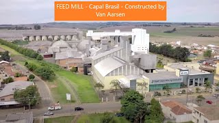 Feed mill Capal Brasil Constructed by Van Aarsen