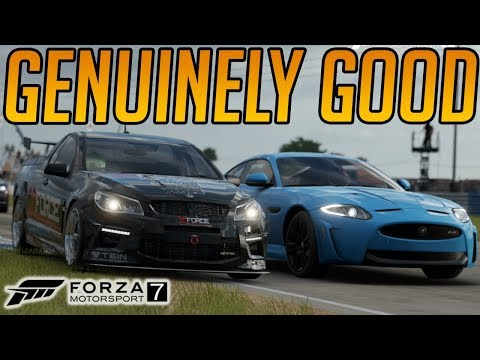 Forza 7: Genuinely Great Racing