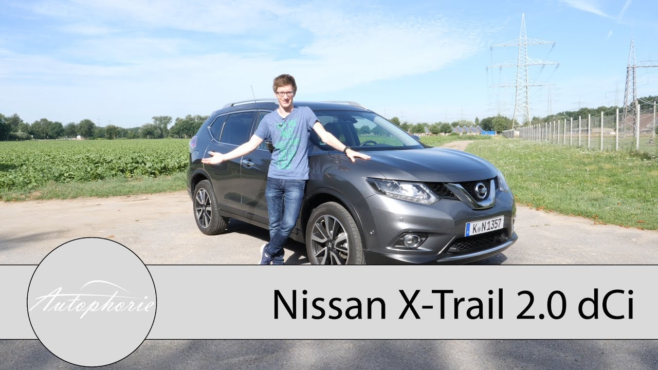 nissan x-trail 2.0 dci x-tronic fahrbericht / old but gold