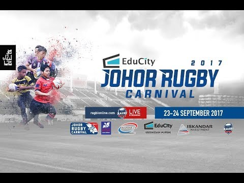 Educity Johor Rugby Carnival - Under 14 Quarter Final