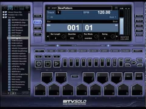 BTV Solo Beat #1 -