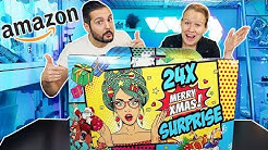 Wir packen den AMAZON SURPRISE ADVENTSKALENDER 2019 aus!