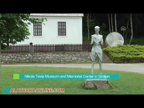 Nikola Tesla Museum and Memorial Center in Smiljan
