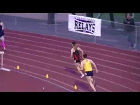 NWC Track & Field: Women's 400 M @ Sioux City Relays.