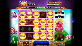 ★House of Fun Slots | The Gummy King 2 Gummy Land | Games Moment reviews★