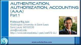 Authentication, Authorization, Accounting, (AAA) - Part 1
