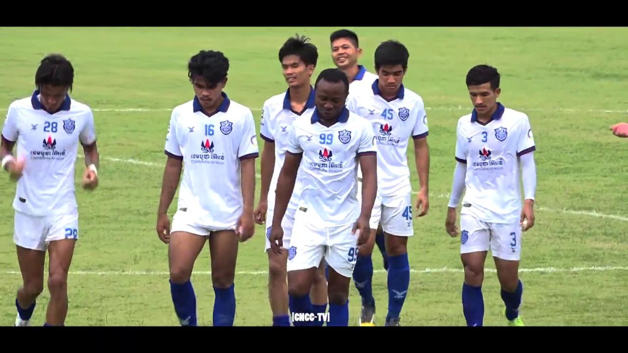 [MCL- Week9] AEU FC (2:3) Boeung Ket FC