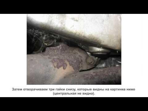 Ролик Замена впускного коллектора на ВАЗ 2107