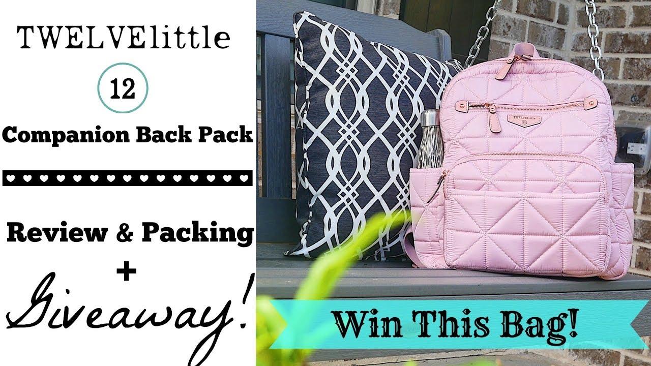 e0c317fa6e12 TWELVElittle Companion Diaper Bag Backpack