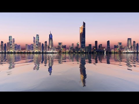TOP 10 TALLEST BUILDINGS IN KUWAIT CITY/TOP 10 RASCACIELOS DE KUWAIT CITY