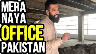Mera Naya Office Pakistan Main + How To Rent Office In Pakistan | Azad Chaiwala Show