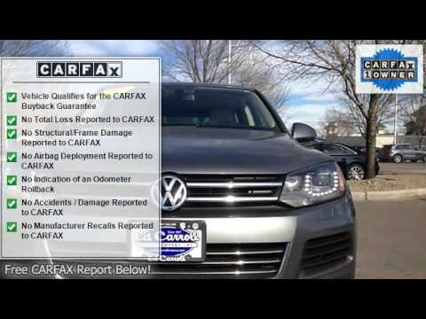 2011 Volkswagen Touareg 2 - Ed Carroll Motor Company - Fort Collins, CO 80525