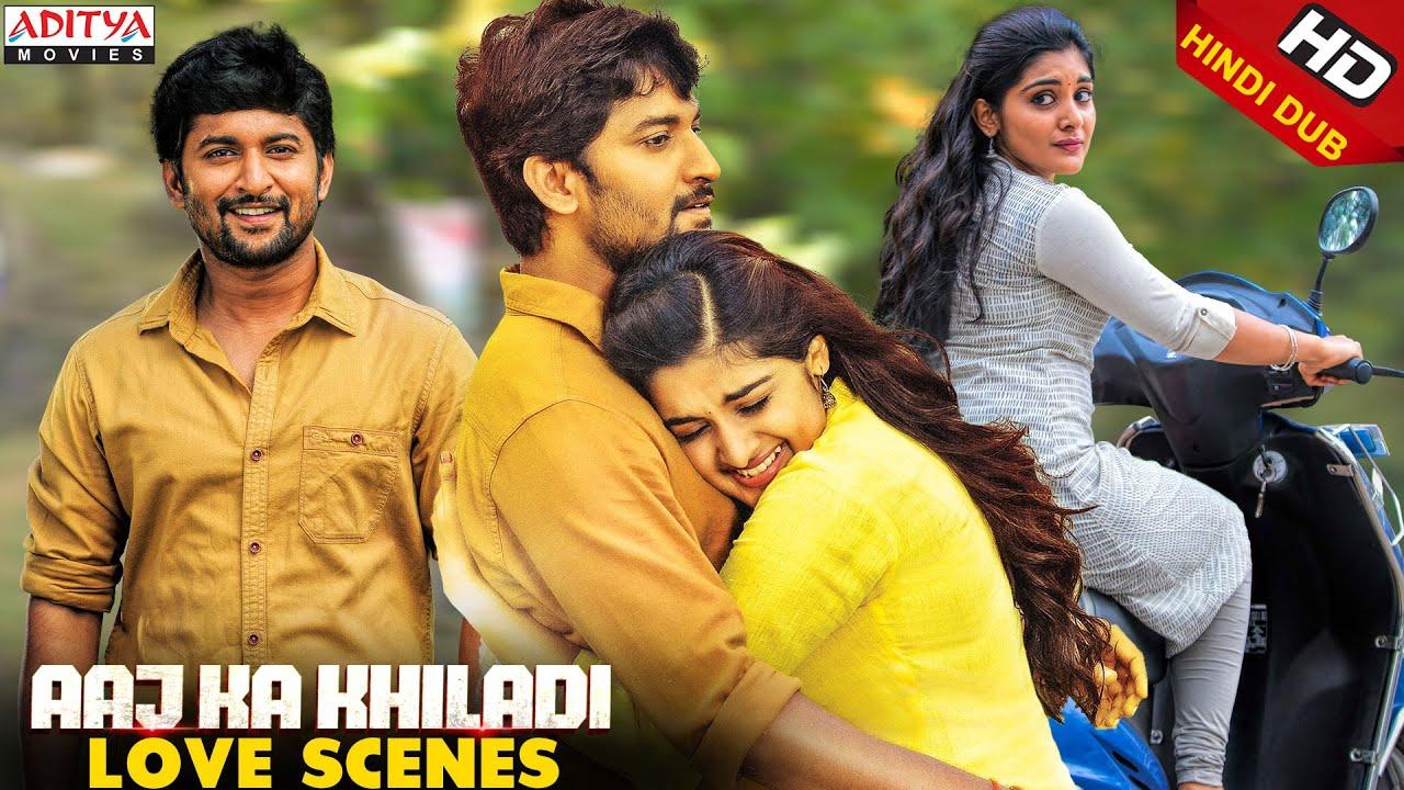 Download Nivetha Thomas Emotional & Express Love for Natural Star Nani || Aaj Ka Khiladi Hindi Dubbed Movie