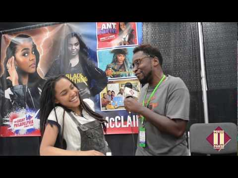 China Anne McClain Talks