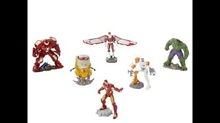 PLAYMATION AVENGERS TOYS ACTION FIGURES TOYS