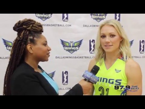 Drake, Come to a Dallas Wings Game: Erin Phillips talks Tulsa Shock Fans Support Move to Dallas