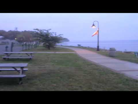 Driving through Lighthouse Landing Resort in Grand Rivers, KY (Outside LBL)