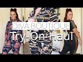 Diva Boutique Matching Set Try-On Haul | Ruby Red