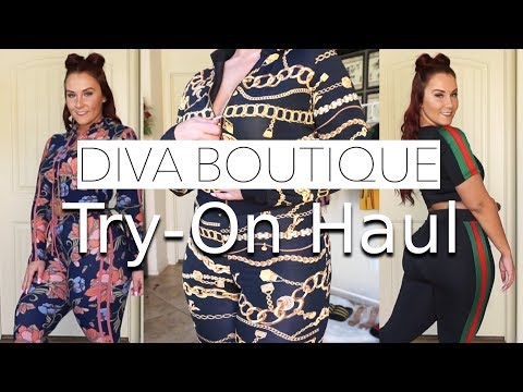 diva-boutique-matching-set-try-on-haul-|-ruby-red
