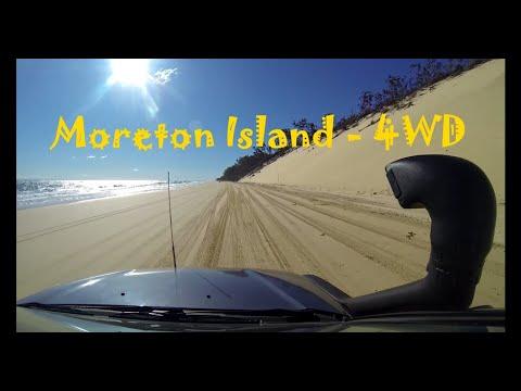 Moreton Island - 4WD Weekend