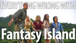 Everything Wrong With Fantasy Island In 20 Minutes Or Less