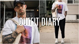Outfit Diary: 7 Days, 7 Outfits