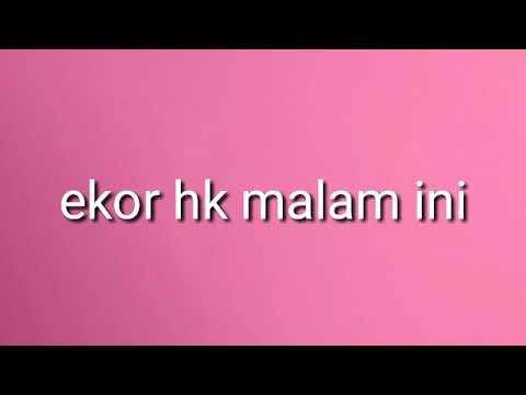 ANGKA JITU HK MALAM INI#MUMPUNG ADA WAKTU...JOS GANDOS