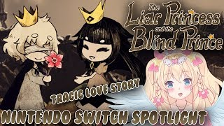 TRAGIC OR HAPPY FAIRYTALE ~ The Liar Princess and the Blind Prince ~ Nintendo Switch Spotlight