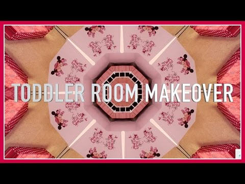 #224: TODDLER ROOM MAKEOVER (MINNIE MOUSE)