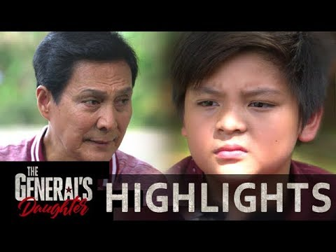 Tiago badmouthed Rhian to Santi | The General's Daughter