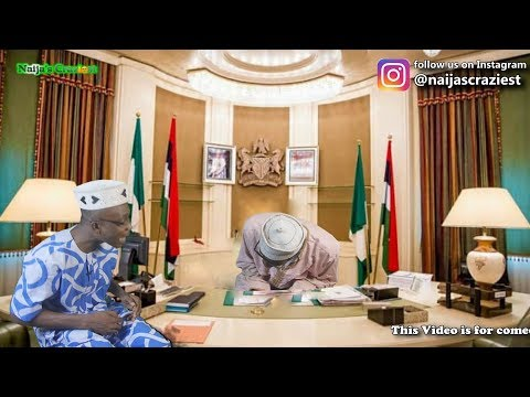 Buhari Faints As British Court Orders Irish Firm to Seize $9b Nigeria's Foreign Reserves