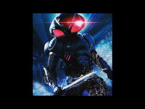 "Aquaman ""The Black Manta Theme"" Rupert Gregson Williams"