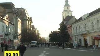 видео Місто Берегове