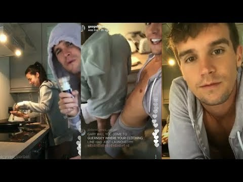 Gaz Beadle | Instagram Live Stream | August 13 2017
