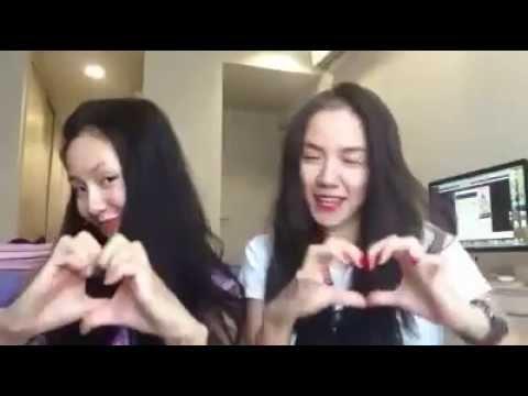 HOT Ca sĩ Phương Linh và Em gái - Gwiyomi