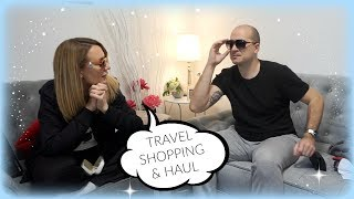 Travel vlog: Dizeldorf i Roermond shopping i haul :)